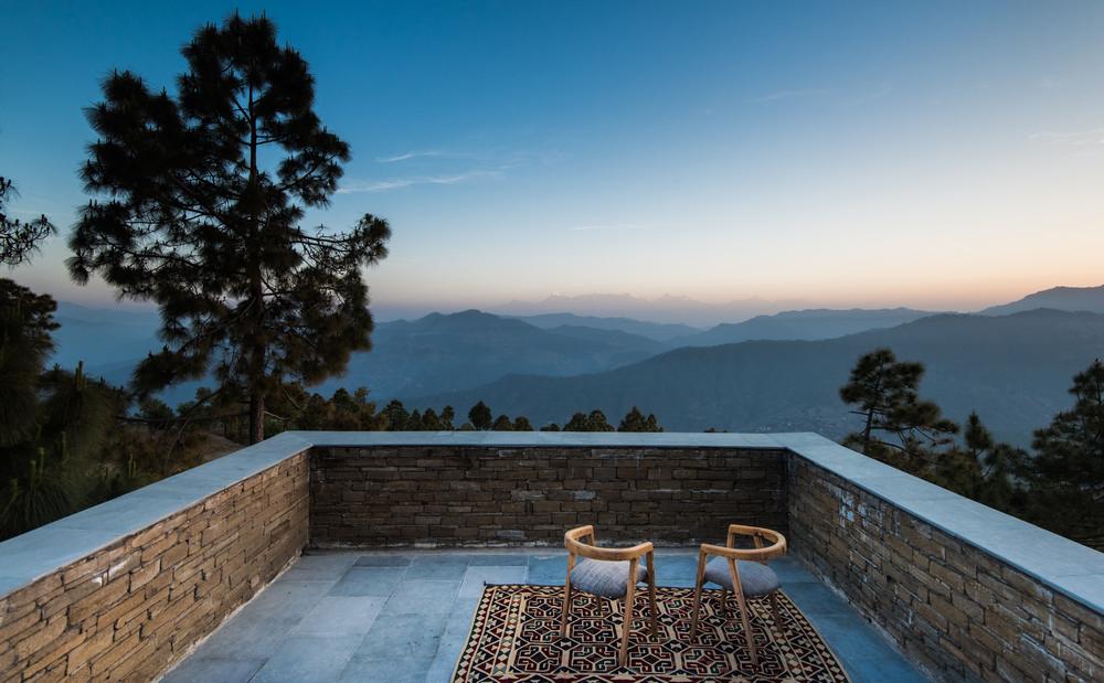 喜馬拉雅山/祕境旅宿/The Kumaon/北印度/Almora/楠達德維峰