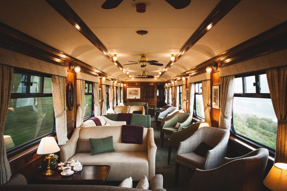 Belmond/蘇格蘭人號/臥舖列車/蘇格蘭高地/訂製體驗/英國鐵道旅行
