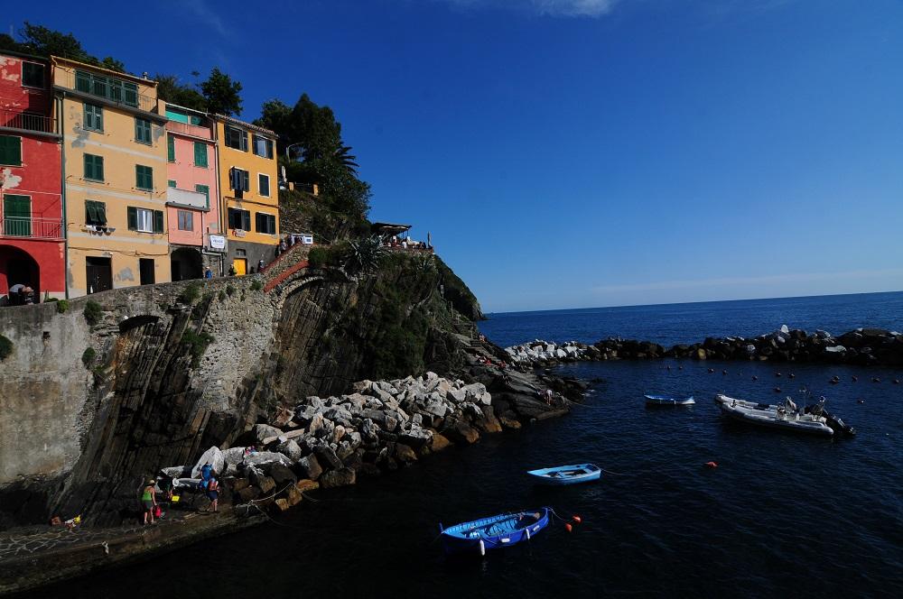 里奧馬喬雷/五漁村/義大利