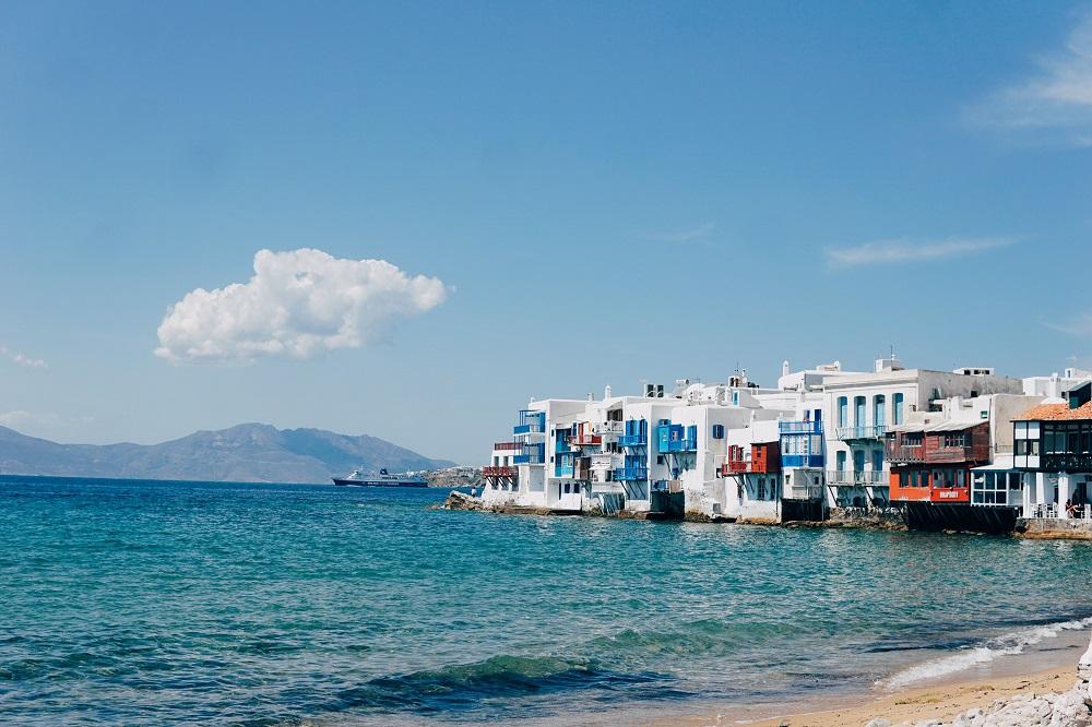 米克諾斯/愛琴海/希臘