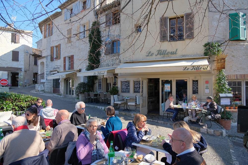 Restaurant Le Tilleul/聖保羅/法國