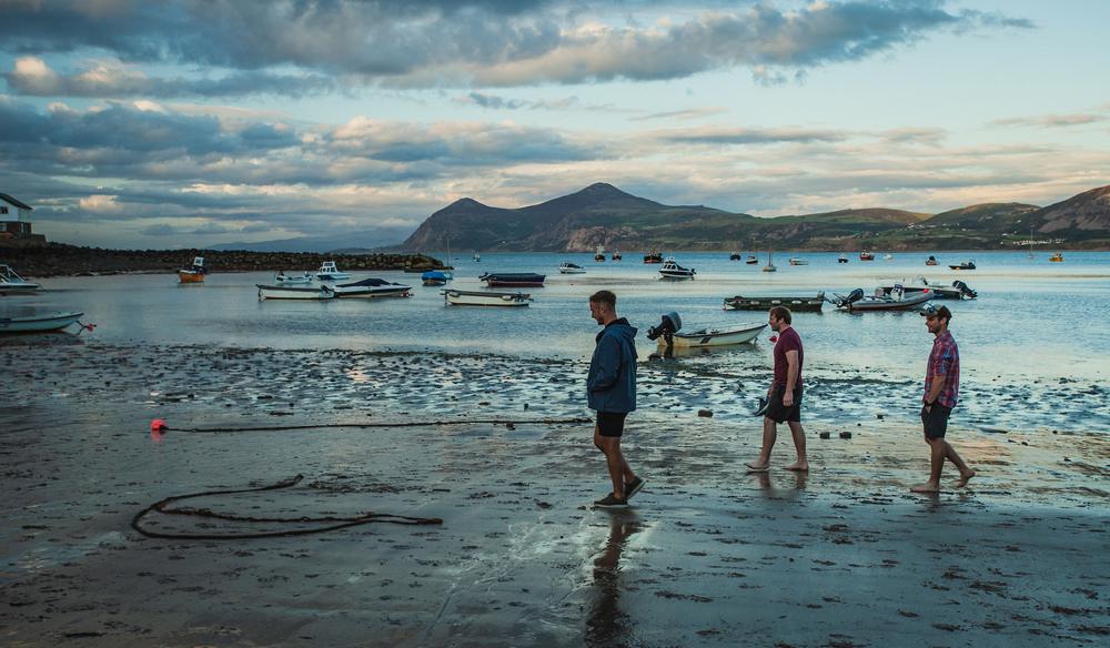 健行/威爾斯海岸步道/絕景健行/英國/Wales Coast Path