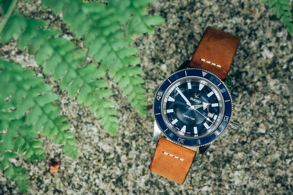 Rado Captain Cook 庫克船長自動機械復刻腕錶/旅人誌/TRAVELER luxe