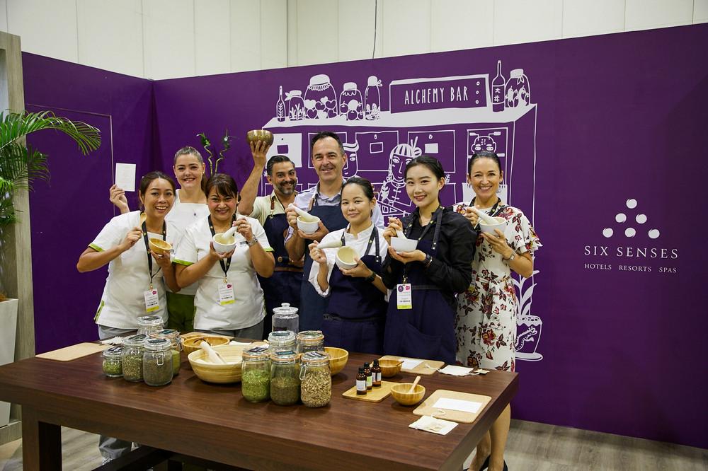 ILTM Asia Pacific/亞太奢華旅展/新加坡/2019