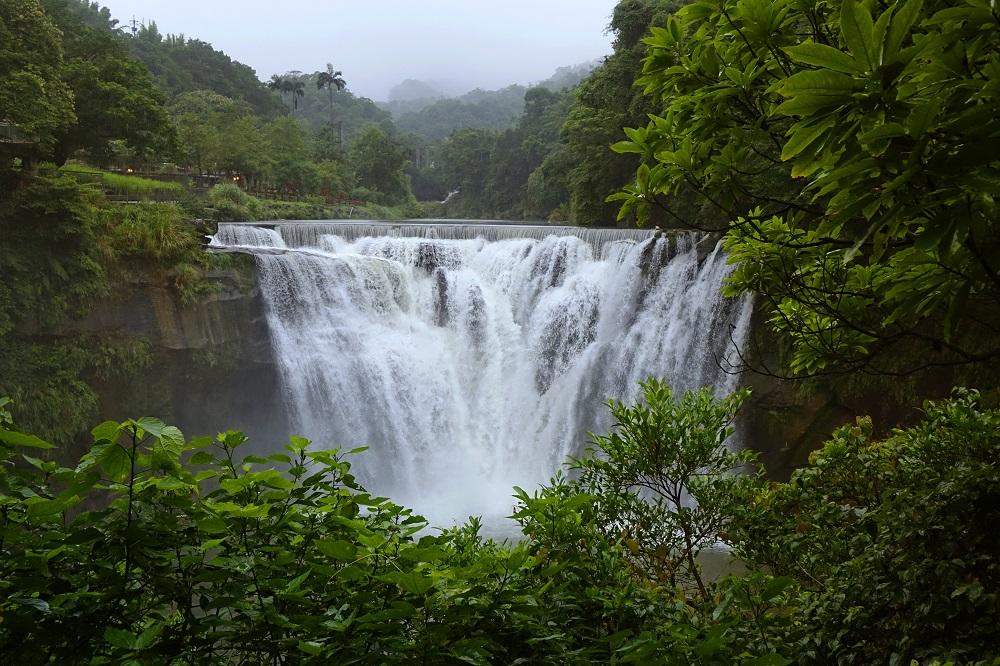 十分瀑布/平溪線/台灣