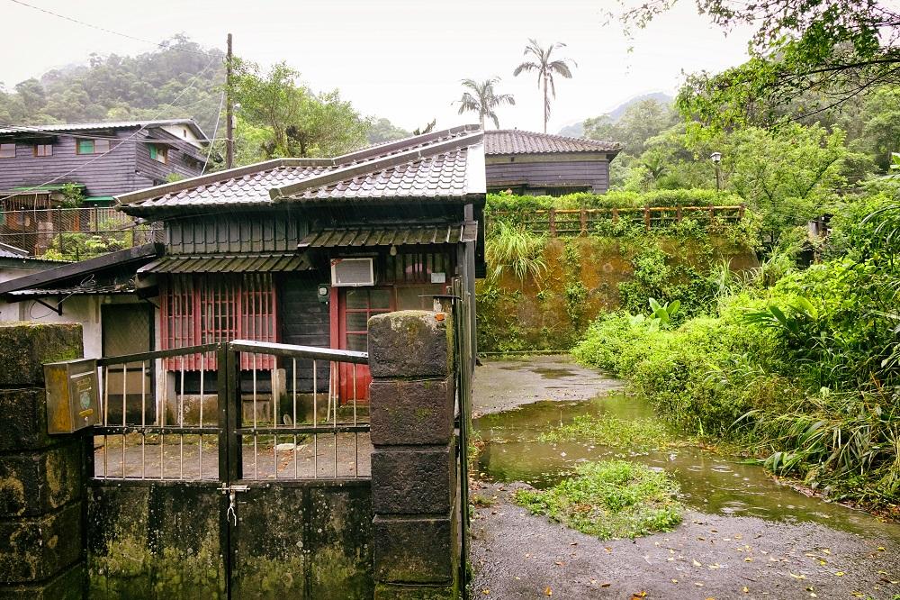 日式建築/平溪線/台灣