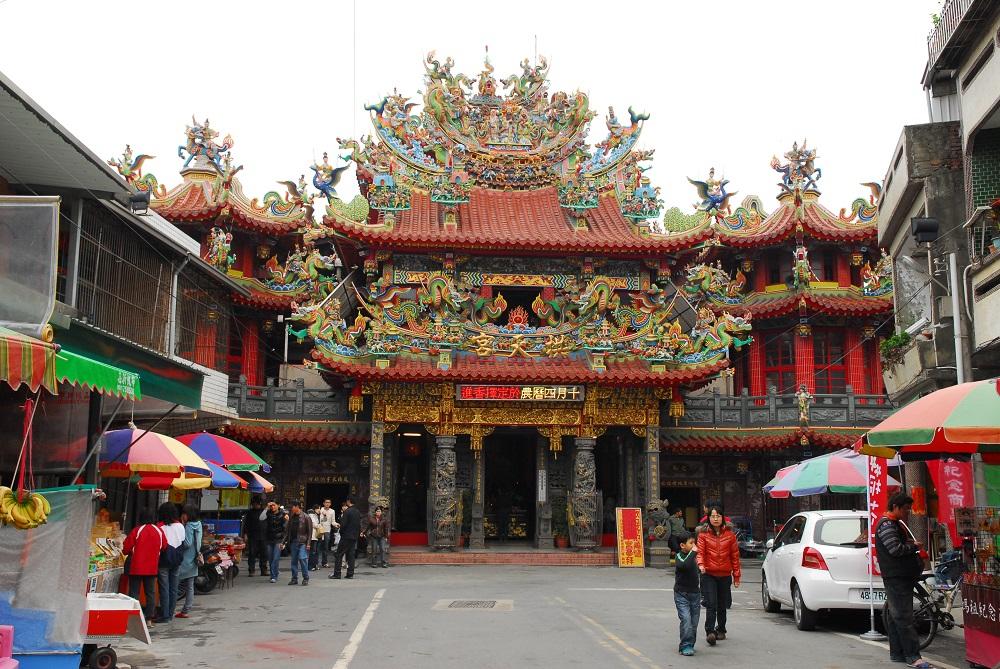 拱天宮/台灣