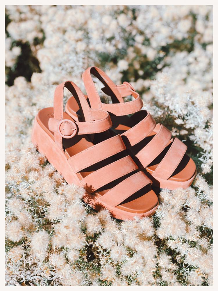 Camper Misia 系列楔型羅馬涼鞋/旅人誌/TRAVELER luxe