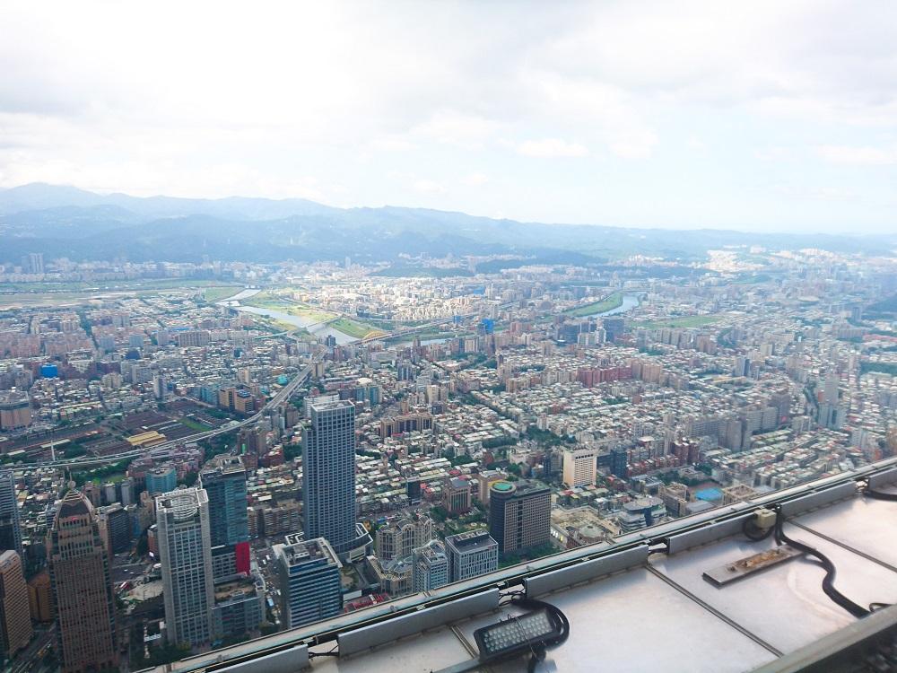 台北101 Skyline 460