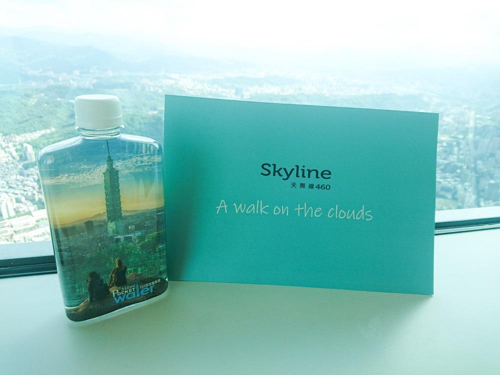 台北101 Skyline 460/紀念照