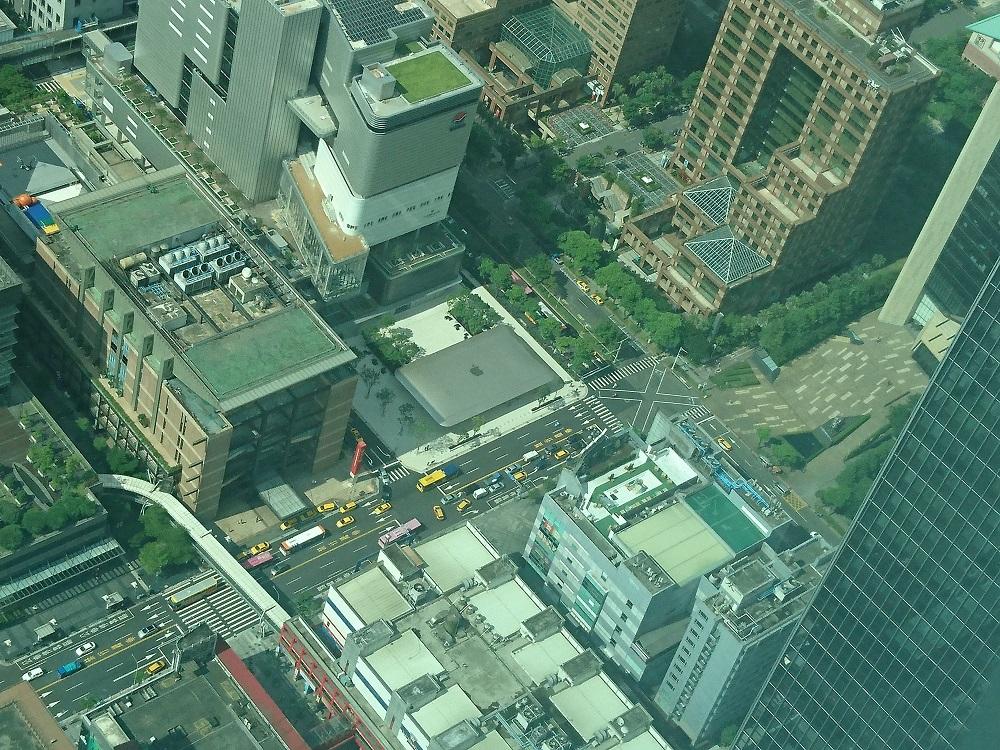 台北101/89F觀景台