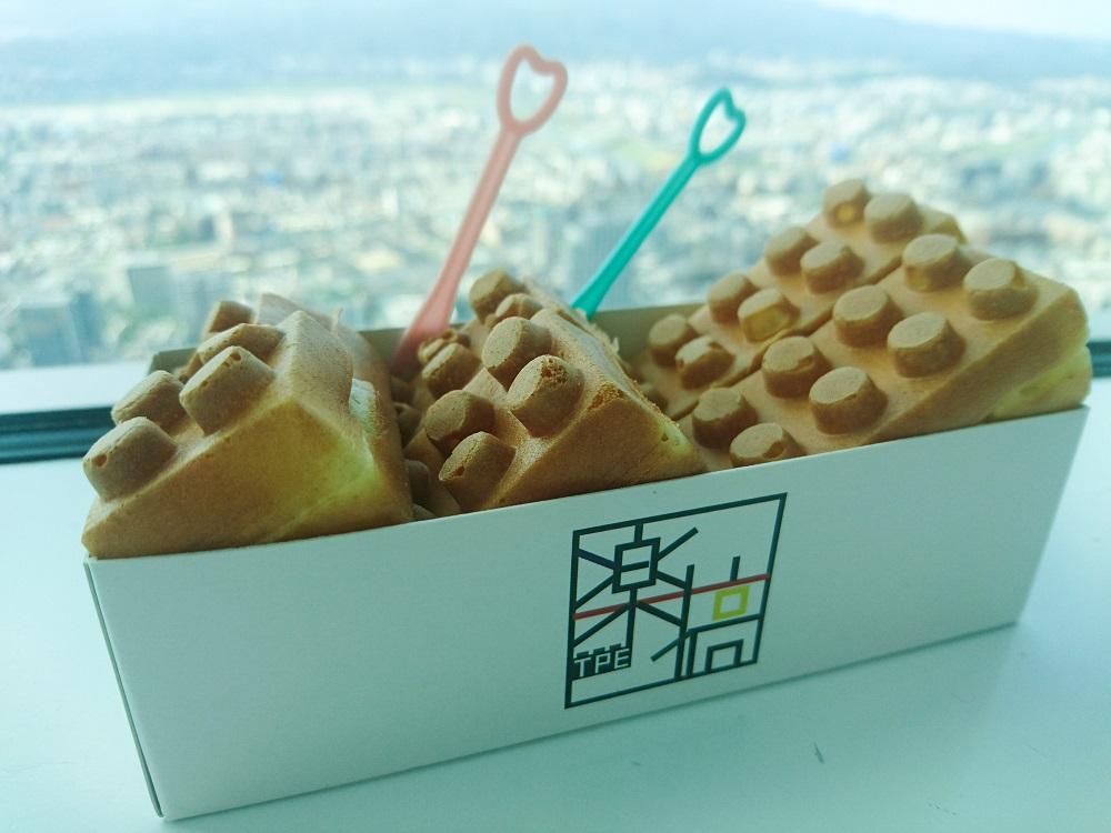 台北101/89F觀景台/樂搞雞蛋糕