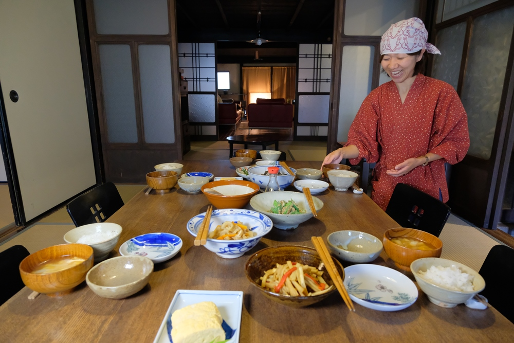 丹波篠山/集落丸山/土藏法式餐廳/日本