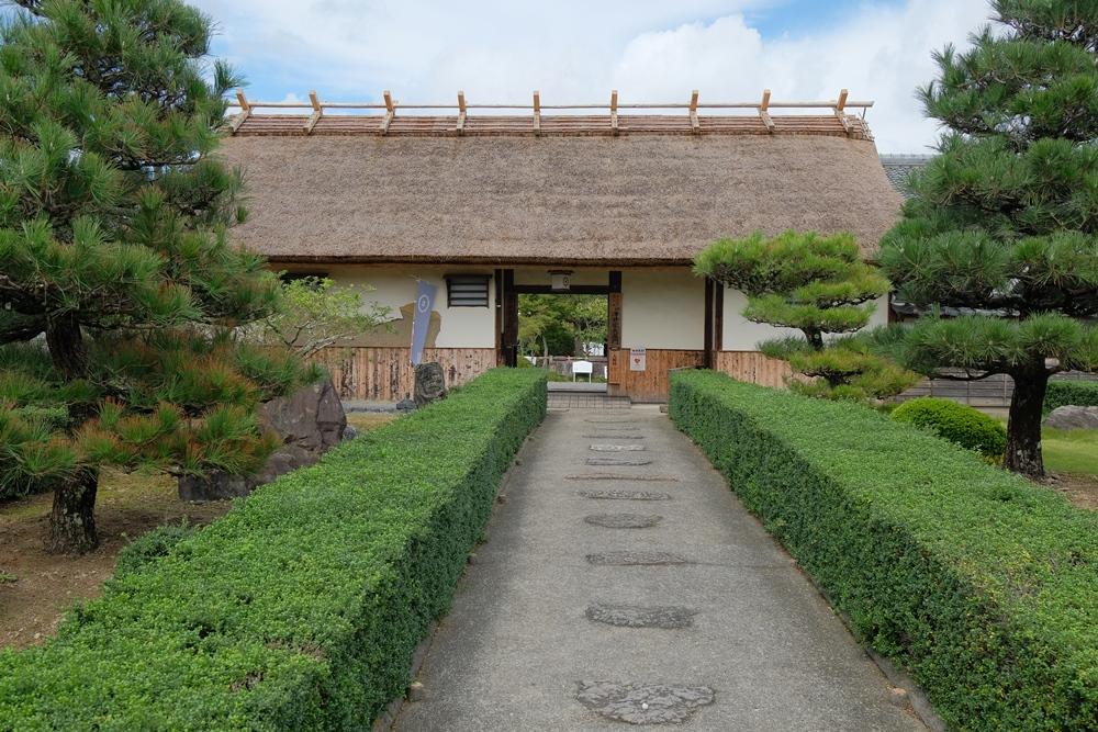 丹波篠山/城下町/篠山城大書院/日本
