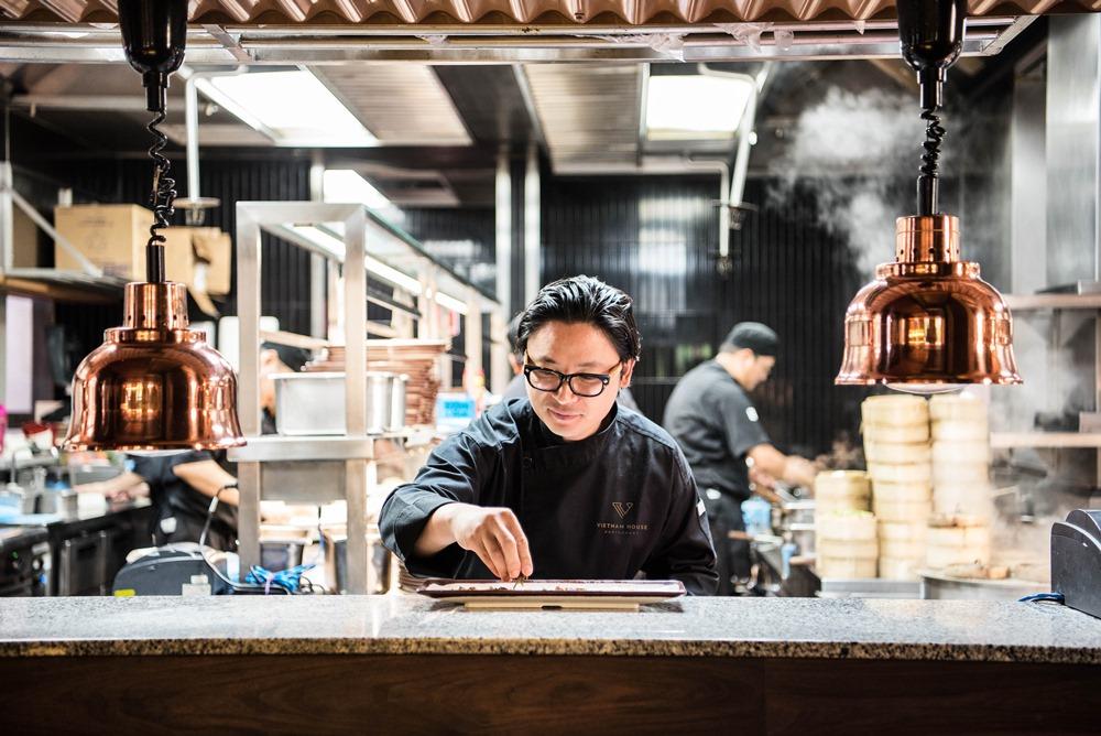 The Reverie Saigon/美食體驗/Luke Nguyen/西貢萬韻酒店/胡志明市