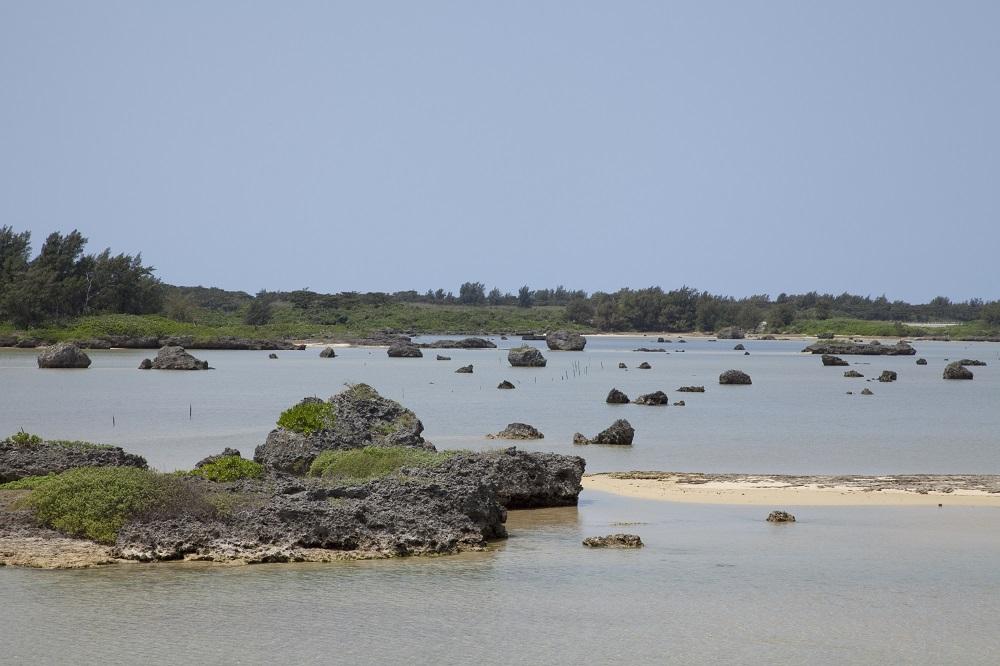 佐和田の浜(さわだのはま)/伊良部島/沖繩/日本