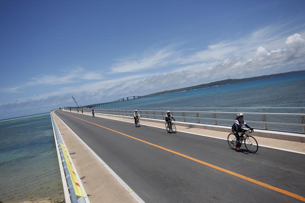 自行車環島/宮古島/沖繩/日本