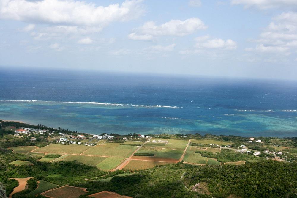 野底岳/石垣島/沖繩/日本
