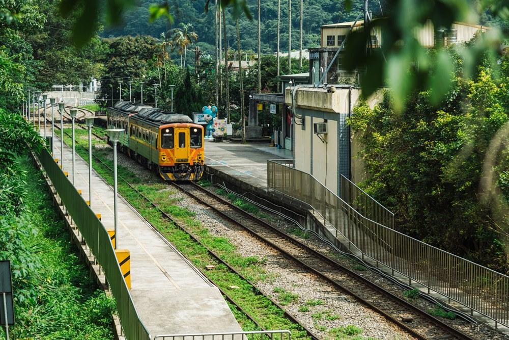 內灣車站/新竹/台灣