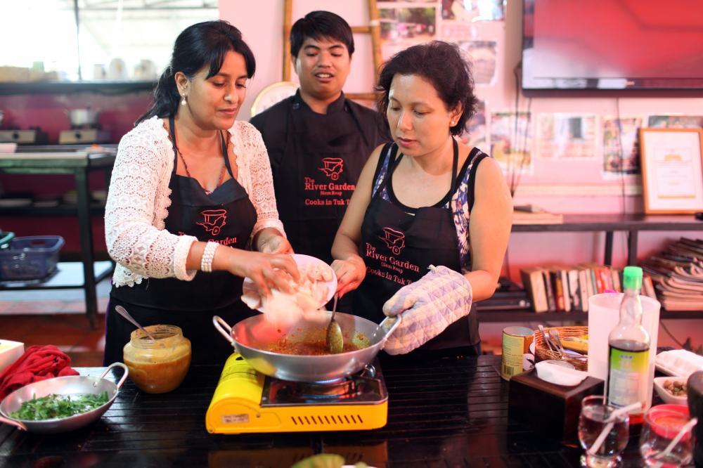 高棉料理/吳哥窟