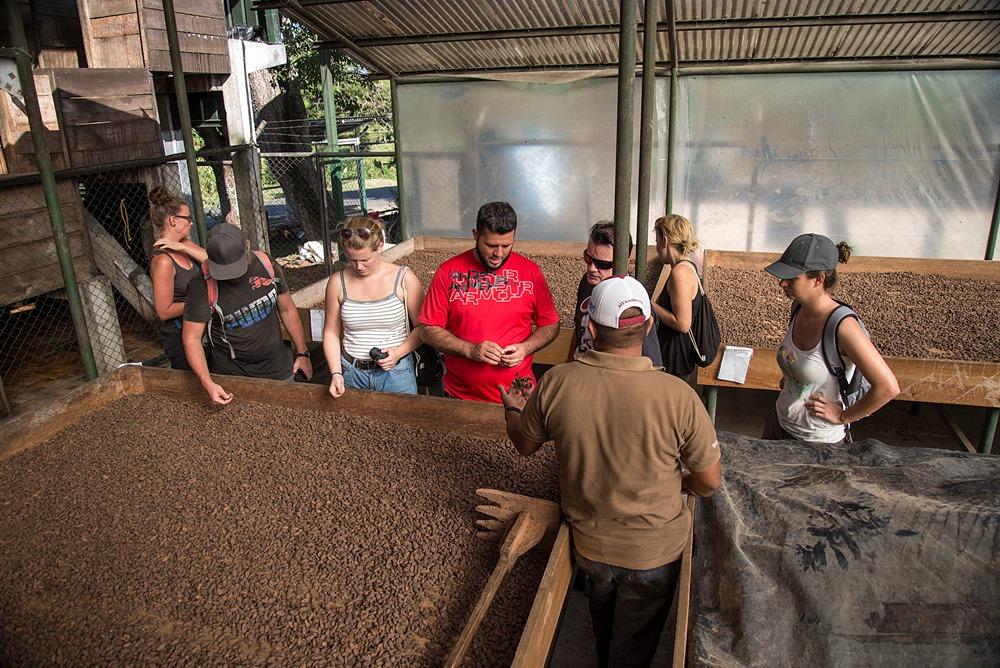 旅客親手烘豆/瑪塔加爾帕省/尼加拉瓜