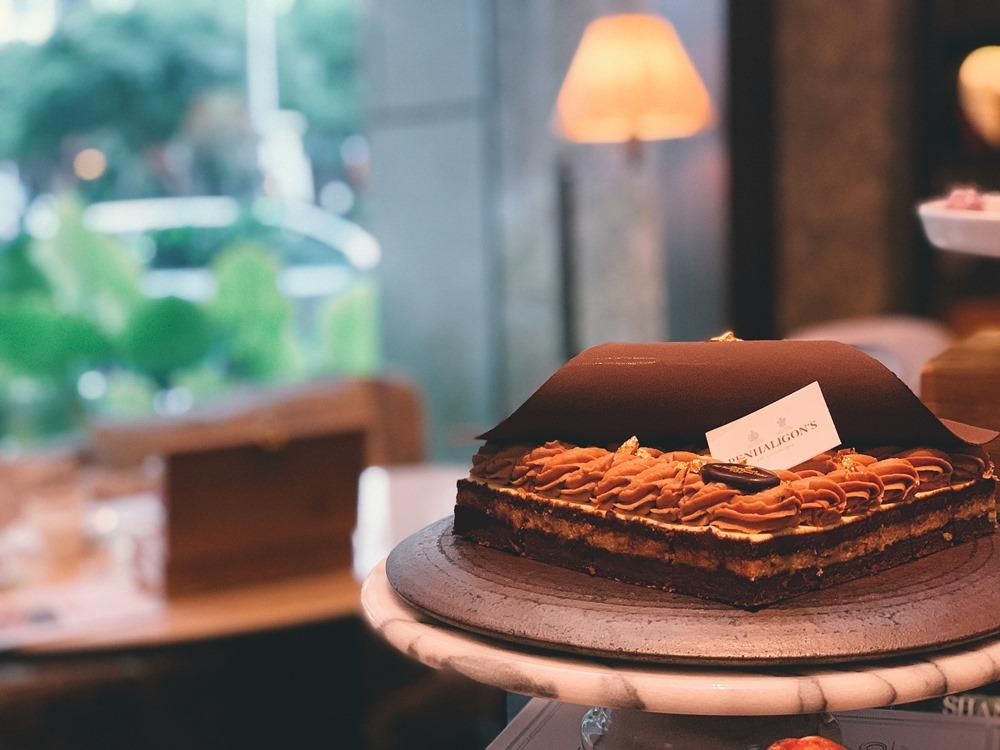 潘海利根午茶聯名甜點/「以玫瑰之名 女皇下午茶」/潘海利根