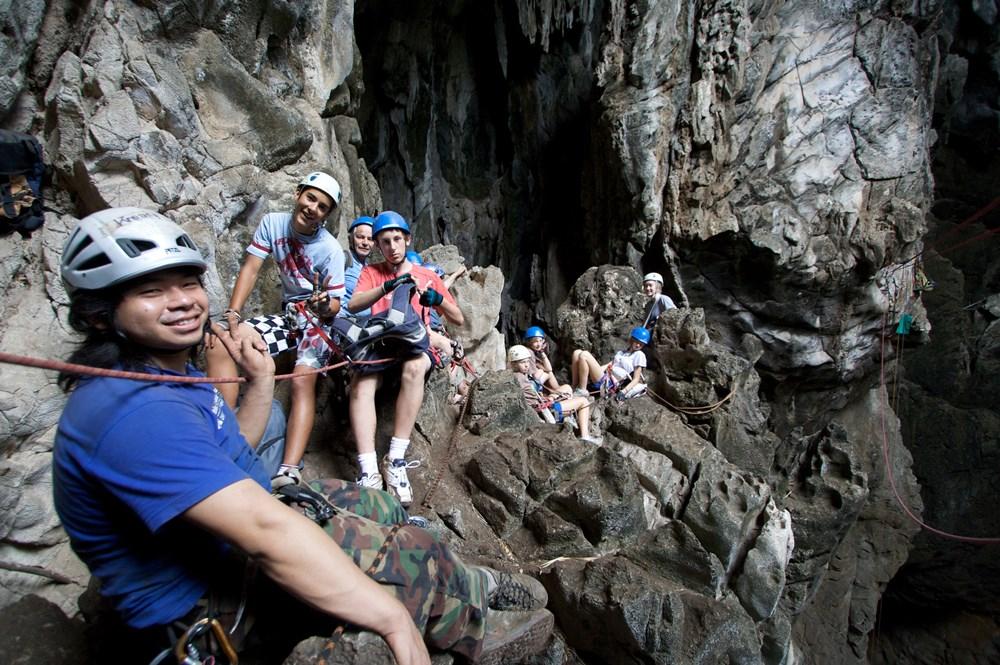 攀岩/清邁/泰國