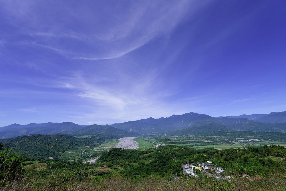 花東縱谷/鸞山森林博物館/台東/台灣