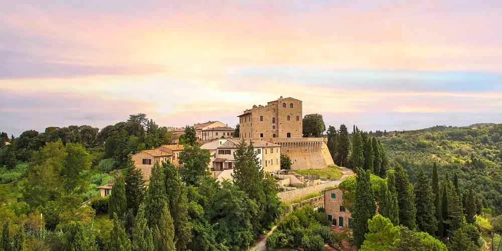 Toscana Resort Castelfalfi/托斯卡尼/義大利