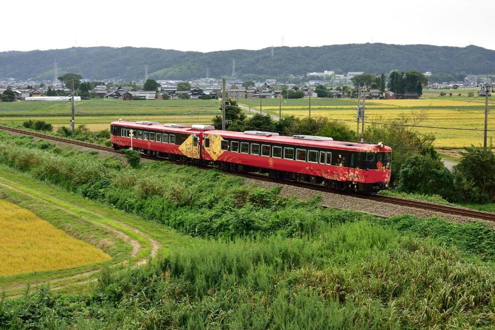 花嫁列車/金澤/和倉溫泉/日本