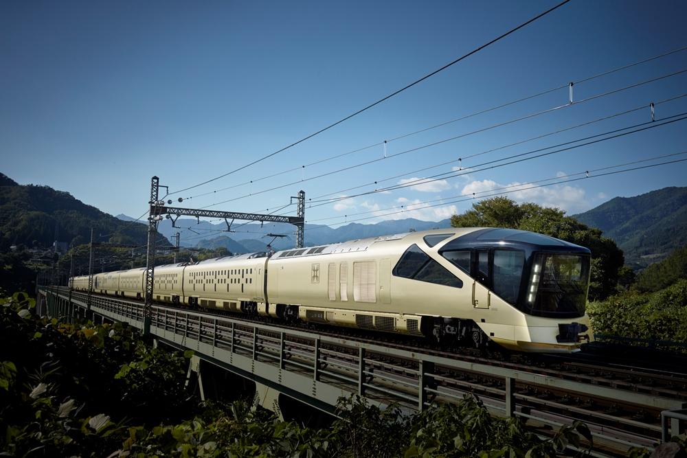 TRAIN SUITE 四季島/JR 東日本全新頂級郵輪式列車/日本