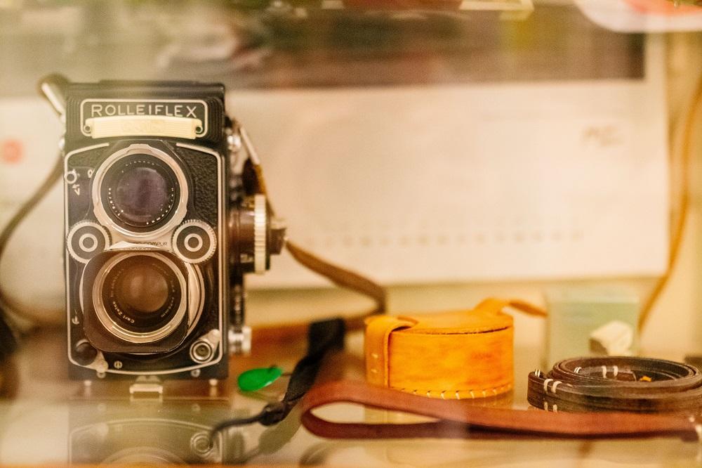 台中/老樣子咖啡雜貨/相機/咖啡廳/家居風