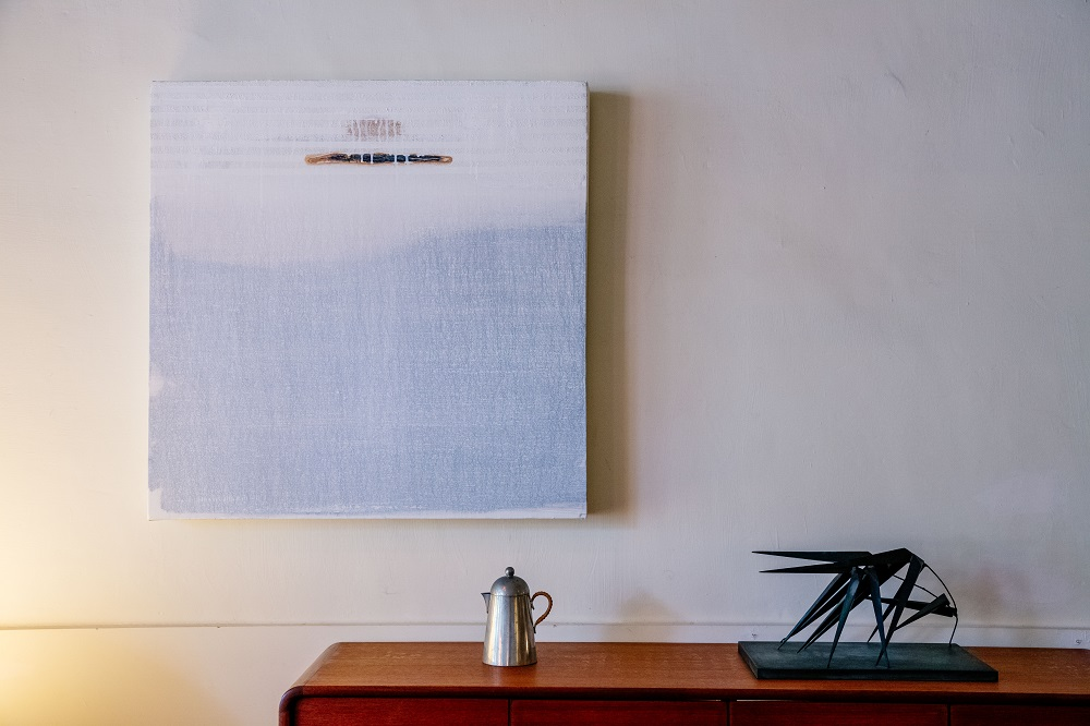 台中/老樣子咖啡雜貨/畫/咖啡廳/家居風