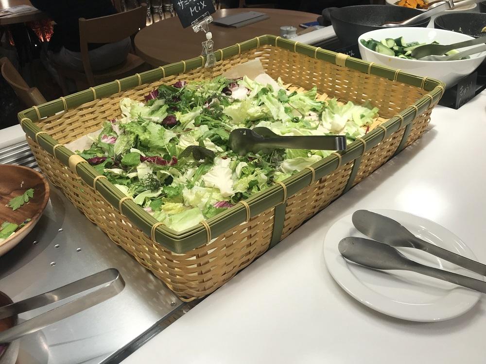 無印良品/無印良品銀座/MUJI GINZA/蔬菜沙拉