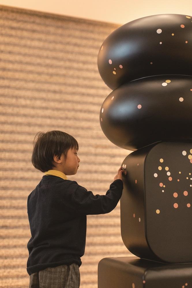 東京都現代美術館/小孩/互動/藝術品