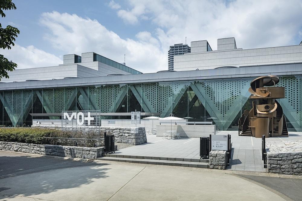 東京都現代美術館/一年限定 LOGO/MOT+/仲條正義