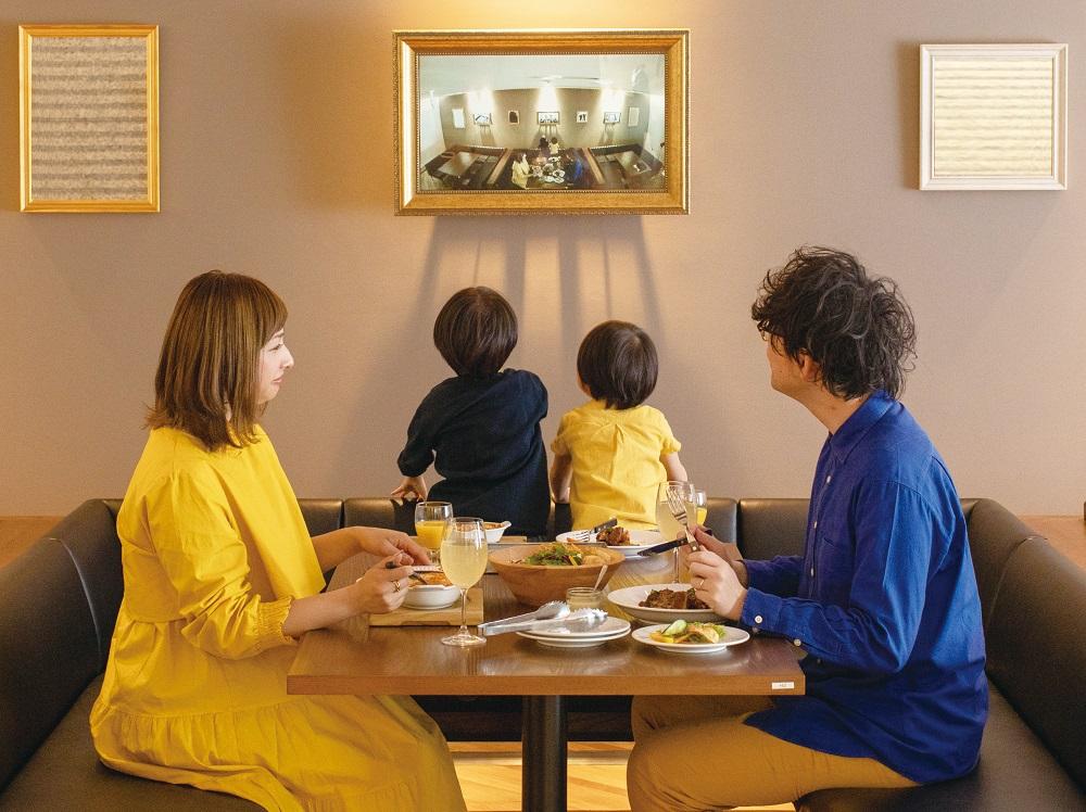 東京都現代美術館/親子餐廳100 Spoons/可以觸摸藝術作品