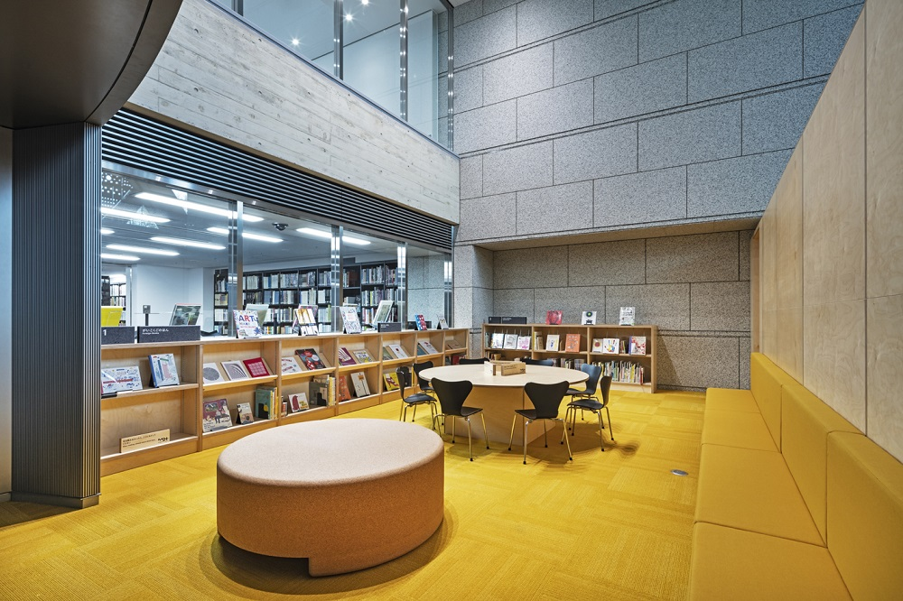 東京都現代美術館/室內