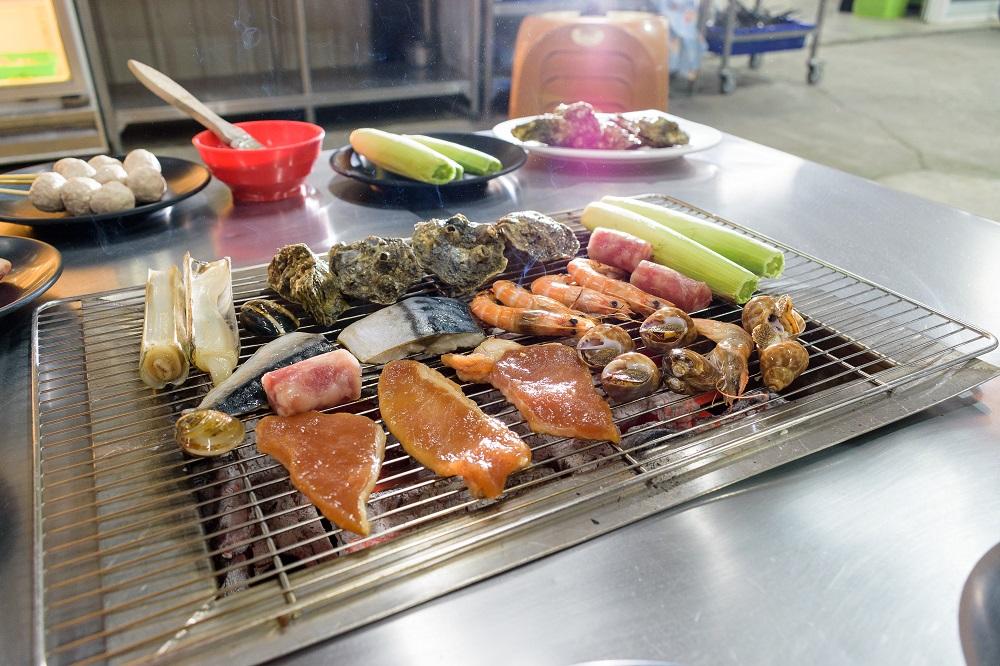 海陸雙享 BBQ /小琉球/屏東/台灣