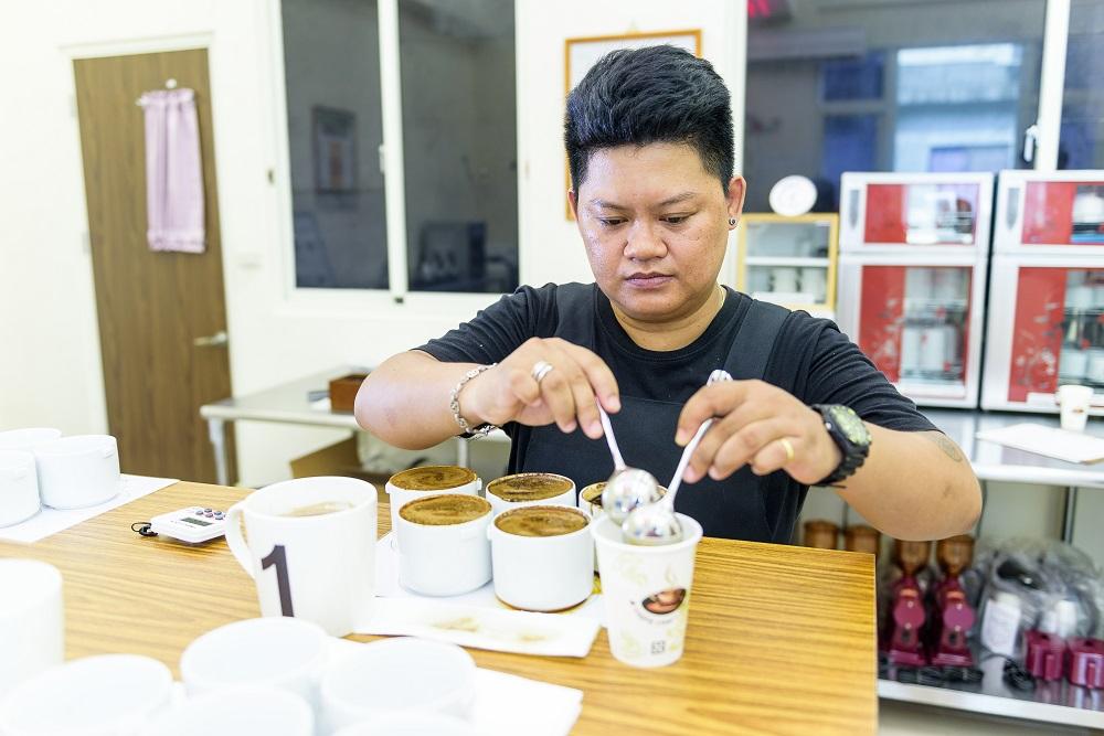 咖啡杯測/大武山/泰武/台灣