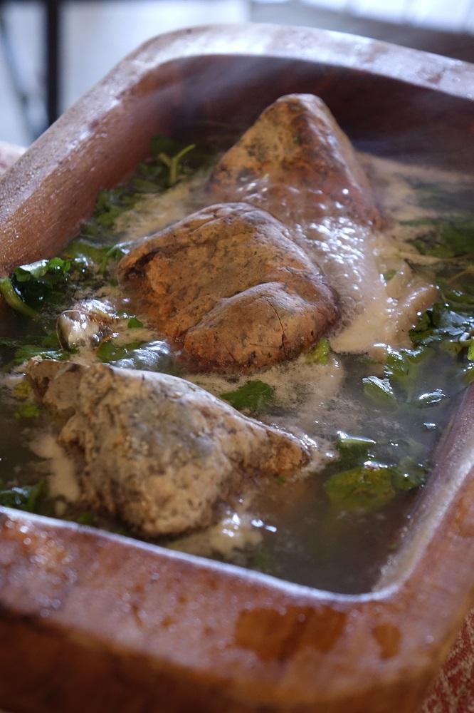 石煮法/馬錫山/花蓮/台灣