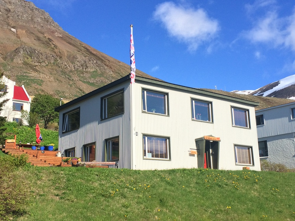Airbnb/詹育雯/民宿/冰島