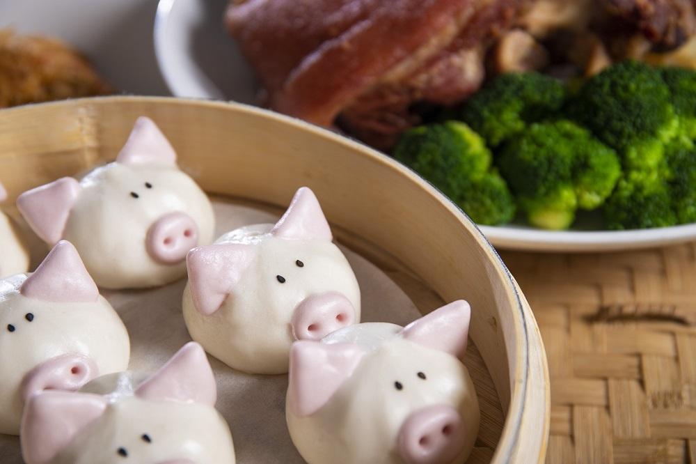港式金牌小豬包/父親節家宴/台北凱達大飯店