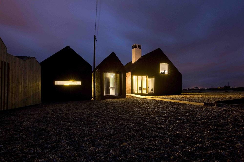 The Shingle House/荒野/室外/英國
