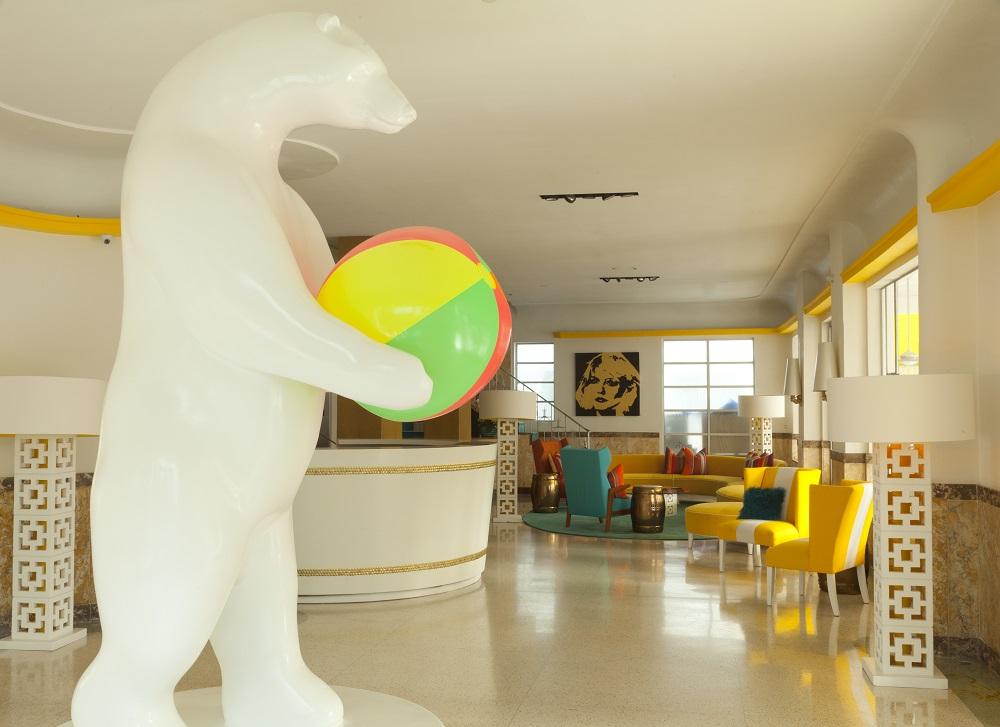 Lords South Beach/白色北極熊/大廳/邁阿密/美國