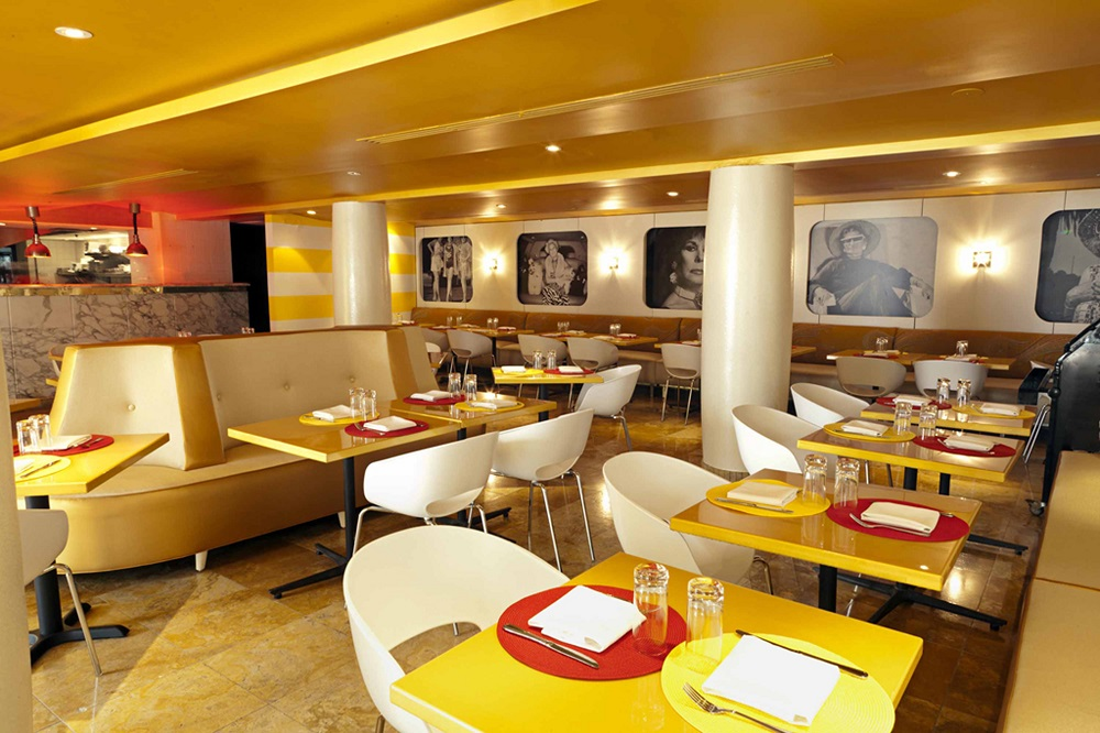 Lords South Beach/黑白照片/餐廳/邁阿密/美國