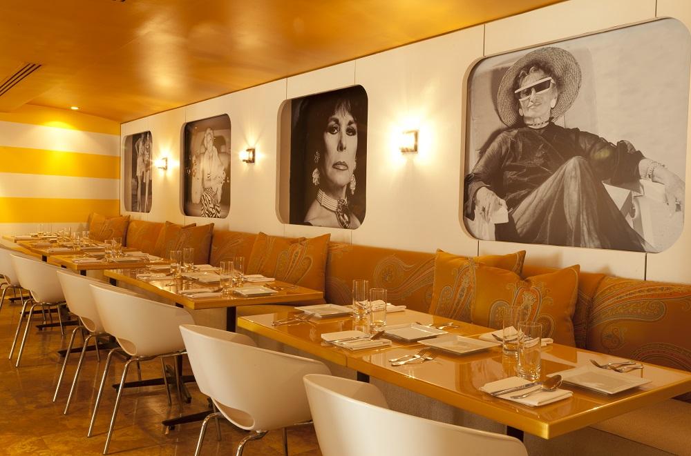 Lords South Beach/黑白照片/餐廳/名人牆/邁阿密/美國
