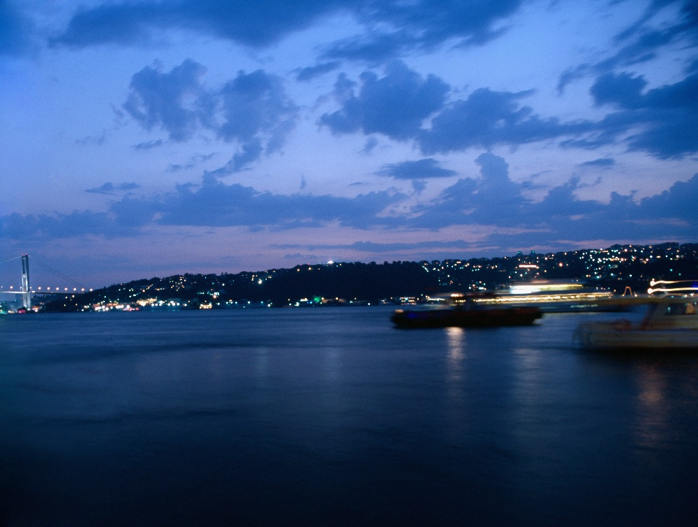 Sumahan on the Water/博斯普魯斯海峽/吊橋/夜景/土耳其