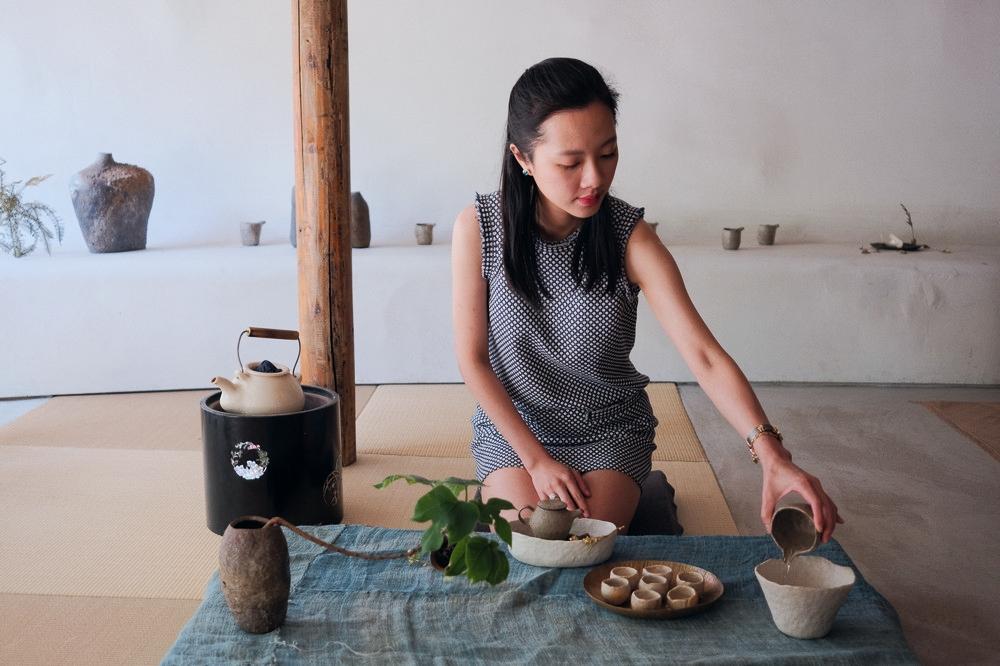 品茶/三徑就荒/台北/台灣/台灣茶/文青茶館
