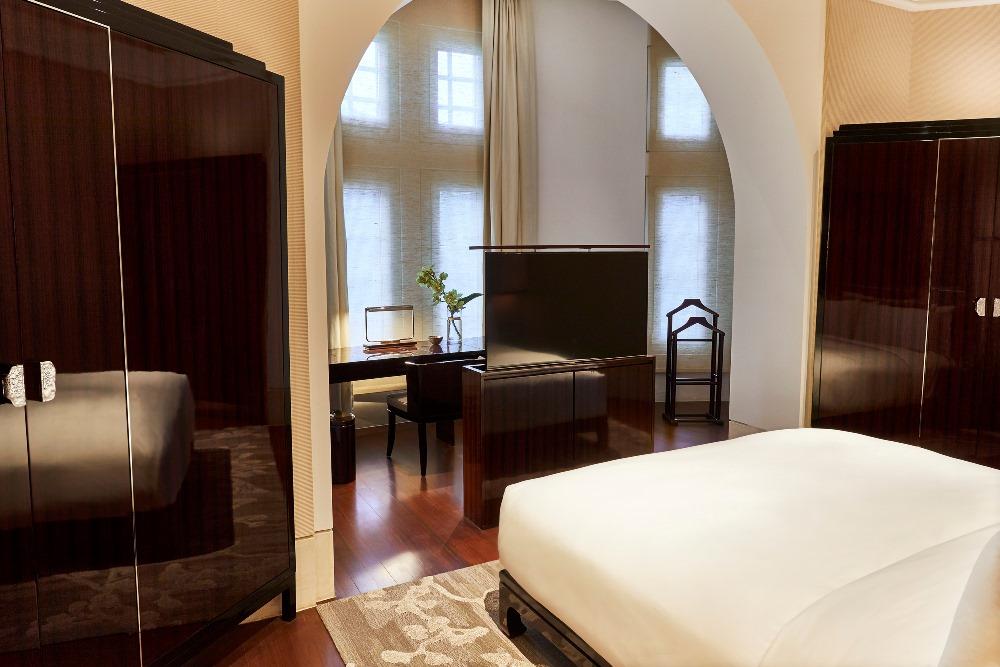 The Capitol Kempinski Hotel Singapore/新加坡/客房